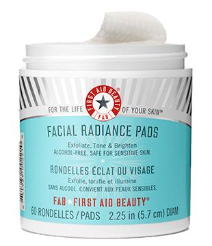 20% Off the Facial Radiance Collection @First Aid Beauty