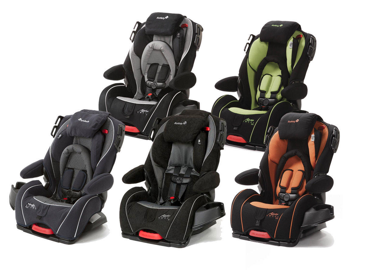 $89.99 Safety 1st Alpha Omega Elite Convertible 3-in-1 Baby Car Seat