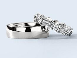 10% Off Wedding Bands @ Blue Nile