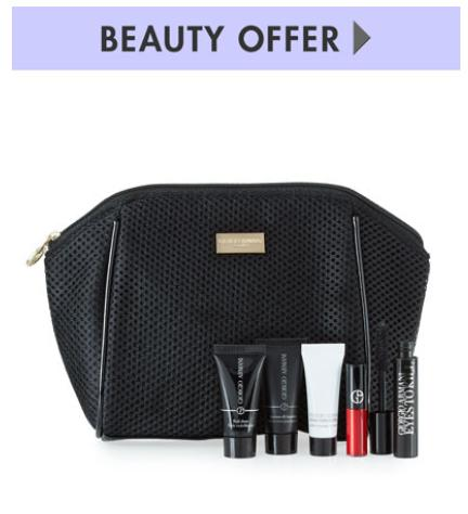 Up to 20 Deluxe Gifts with Giorgio Armani Beauty Orders over $200 @ Bergdorf Goodman