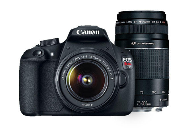 $219.99 Rebel T5 Lens Kit Canon Refurbished EOS Cameras and Kits Sales Event