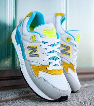New Balance 530 90s Running Leather