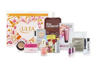 Free 12 Piece Beauty Bagswith Orders of $25 or More @ ULTA Beauty