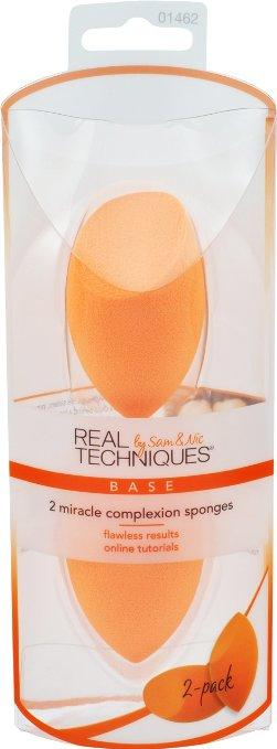 $7.5 Real Techniques Miracle Complexion Sponge (2 sponges in each pack)