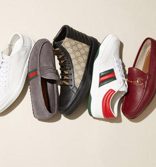 From $275 Gucci Men's Shoes On Sale @ Gilt