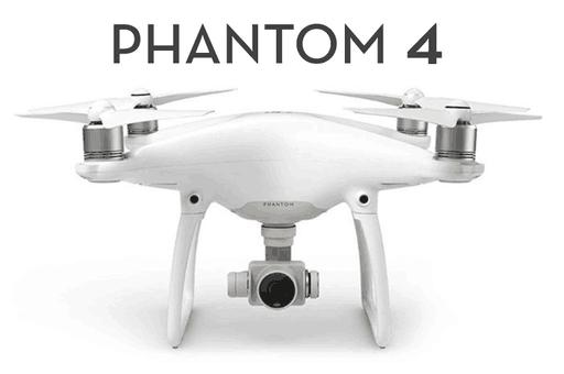 $1199.99 no-tax DJI Phantom 4 Drone/Quadcopter with Integrated Gimbal and 4K 30fps-Capable Camera