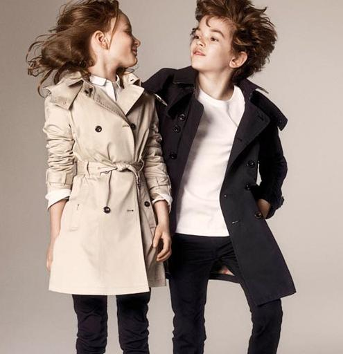 Up to 40% Off + Extra 25% Off Burberry Kids Clothes Sale @ Neiman Marcus