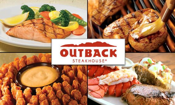 $40+Email delivery $50 Outback Steakhouse Gift Card