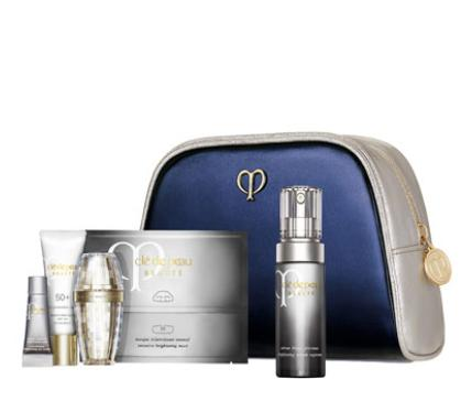 $180 Cle de Peau Beaute  Limited Edition Brilliant Skin and Sun Defense Set ($290 Value) @ Bergdorf Goodman