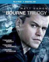 """$14.39 """"Bourne"""" Trilogy Directed by Doug Liman, Paul Greengrass Blu-ray"""