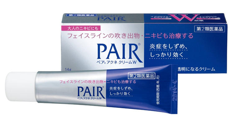 $17.98 Lion Pair Medicated Acne Care Cream W 14g Japan