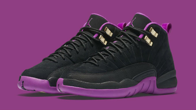 New Release! Air Jordan Retro 12 GS