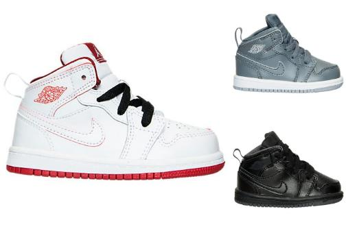 $31.98 Toddler Air Jordan 1 Retros On Sale @ FinishLine.com