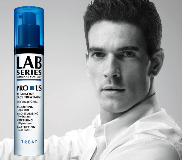 Free Overnight Shipping With Any $50 Order @ Lab Series For Men