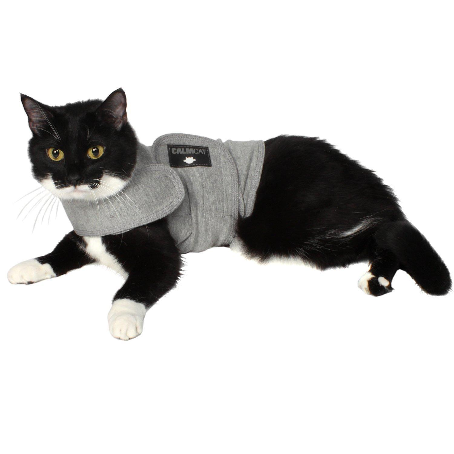 Calm Cat Anti Anxiety and Stress Relief Coat for Cats