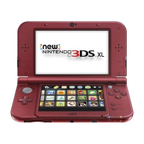 $174.99 Nintendo New 3DS XL RED