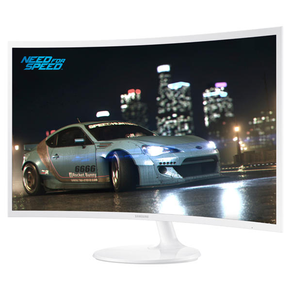 """$299.99 Pre-Order Samsung 32"""" Curved LED Monitor"""
