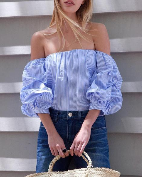 From $44Off the Shoulder Style On Sale @ Pixie Market