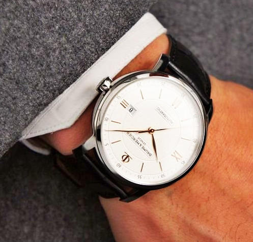 Up to 73% off Baume and Mercier Sale + Free Shipping@Ashford