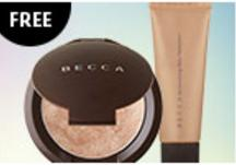 Free Becca Highligher Mini in Opal with $25 Beauty Purchase or more @ Sephora.com