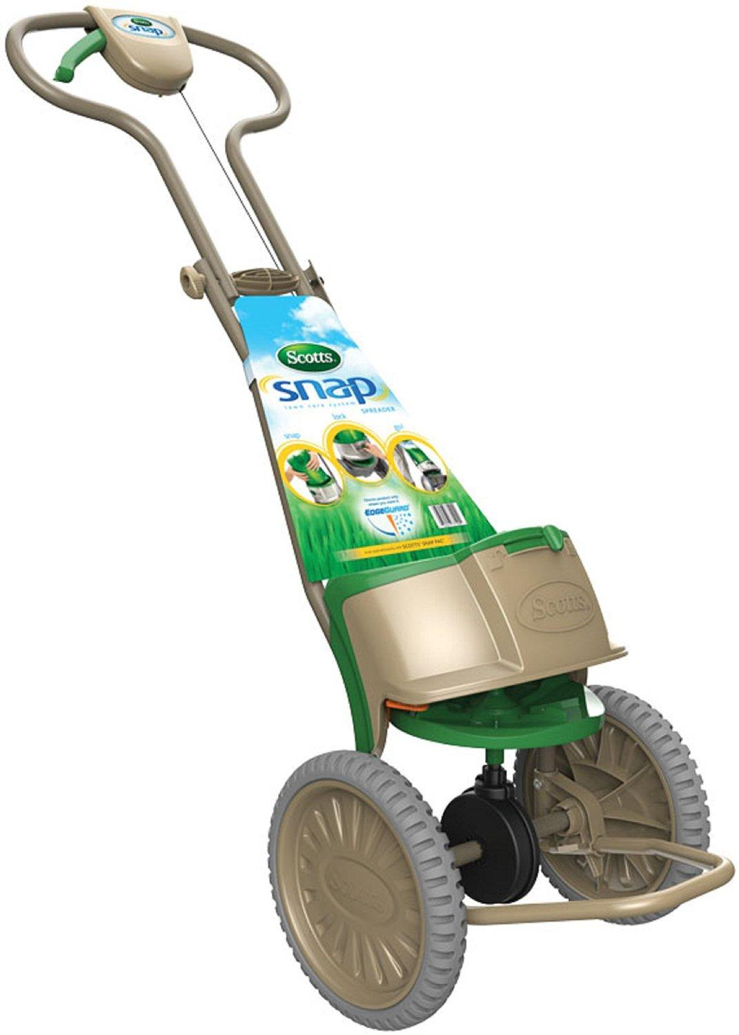 Scotts Lawns 77105A Snap Spreader