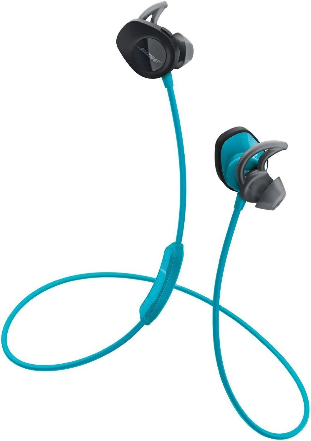 Bose SoundSport Wireless Headphones (AQUA only Recently Released)