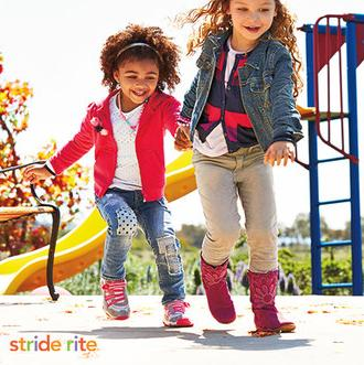 Up to 40% Off Select Styles @ Stride Rite