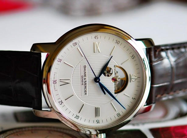 $1,199.00 Baume and Mercier Classima Executives Men's Watch