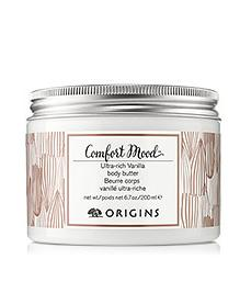 a FREE duo of Comfort Mood Vanilla body souffle (a $33 value) with any $40 order