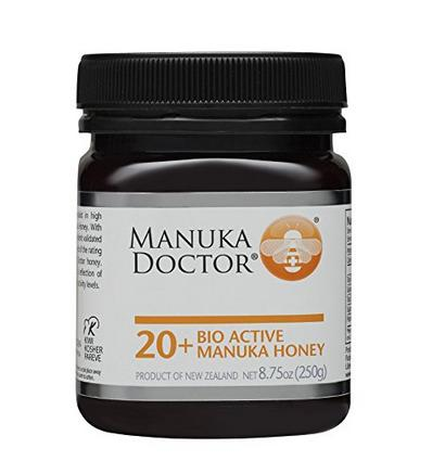 $16.90 Manuka Doctor Bio Active Honey, 20 Plus, 8.75 Ounce