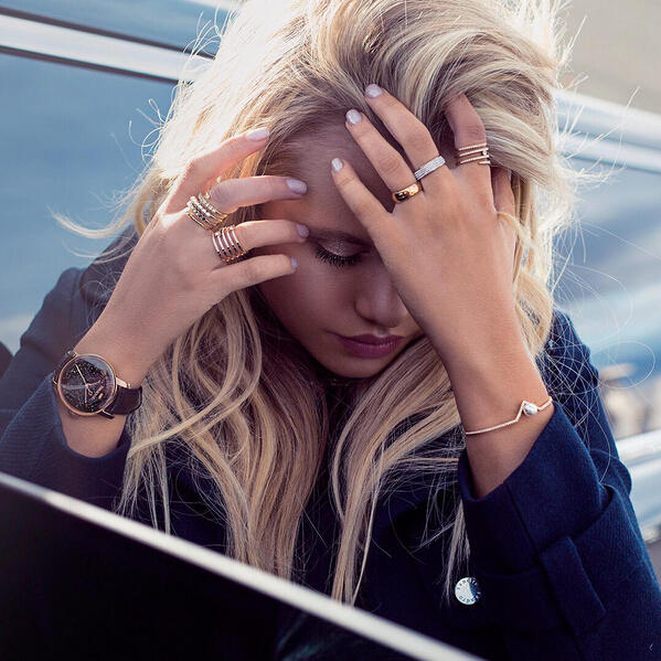 Up to 50% Off Select Rings @ Swarovski