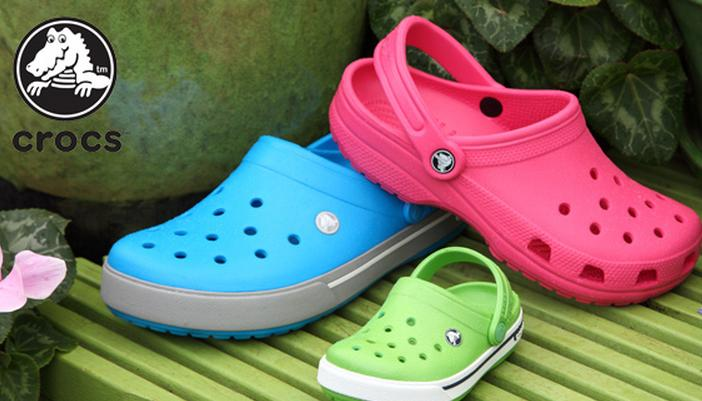 50% Off Select Styles @ Crocs