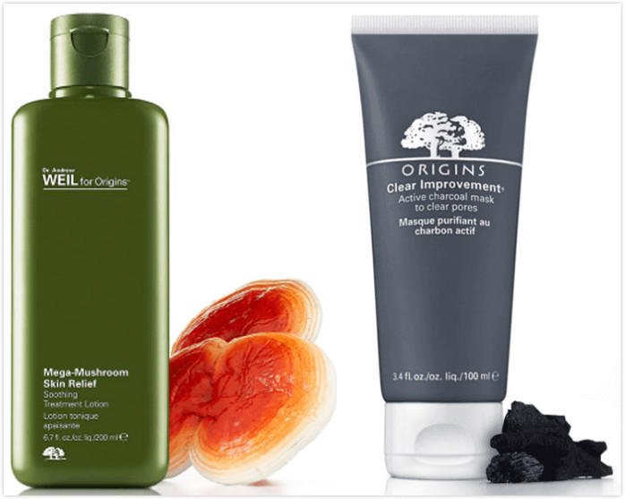 $30 MEGA-MUSHROOM Skin Relief Lotion + Clear improvement @ Origins