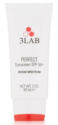 3LAB Perfect Sunscreen SPF 50 Plus Broad Spectrum, 2 Oz.
