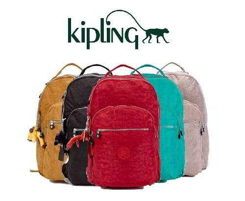 20% Off Your Purchase of $125+ @ Kipling USA