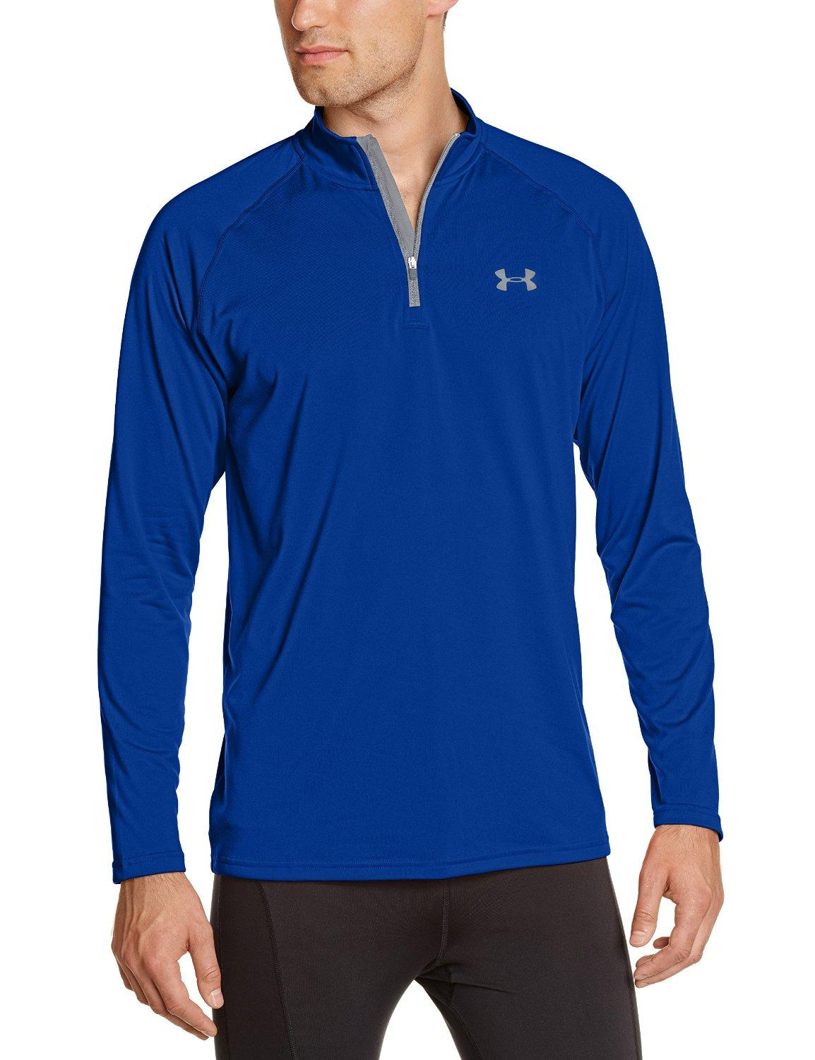 UA Men's Tech 1/4 Zip