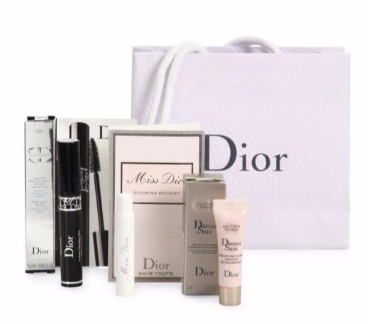 Free 4 Piece Gift with any $150 Dior Beauty or Fragrance purchase @ Saks Fifth Avenue