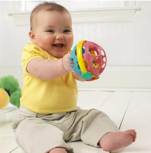 $5.27 Baby Einstein Bendy Ball