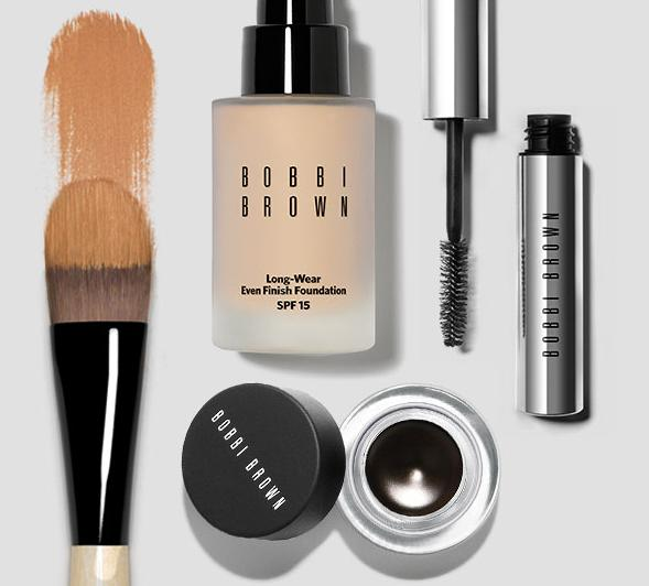 A Free Long-Wear Eye Trio + Free Shipping with Any Purchase over $50 @ Bobbi Brown Cosmetics