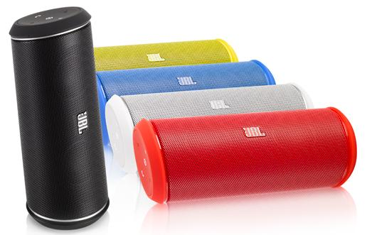 JBL Flip 2 Portable Bluetooth Speaker (Black)