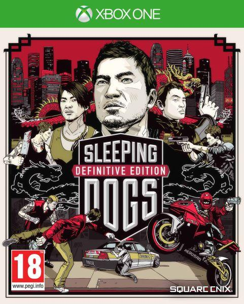 $5.99 Sleeping Dogs: Definitive Edition (Xbox One)