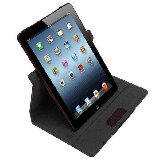 Targus Versavu Rotating Case for iPad Air, Black (THZ196US)