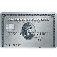 Get 40,000 points after required spend The Platinum Card®  from American Express