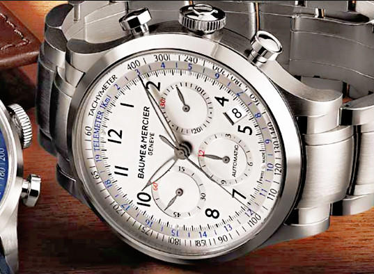 From $1295 Baume and Mercier Automatic Men's Watches@JomaShop.com