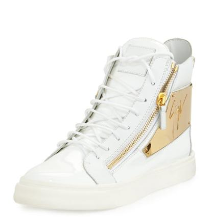 Up to 50% Off + Up to Extra 35% Off Giuseppe Zanotti Men's Shoes Sale @ Neiman Marcus
