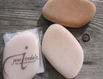 jane iredale Flocked Sponge