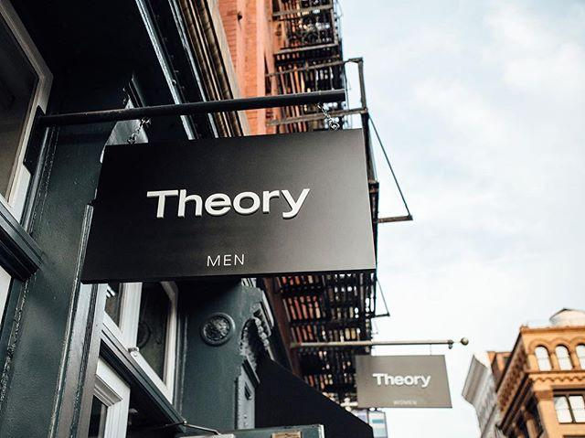 Up to 70% Off Sample Sale @ Theory