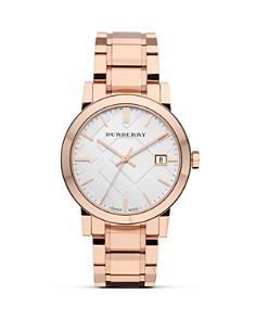 Up to 20% Off + Extra 25% Off Select Burberry Watches @ Bloomingdales