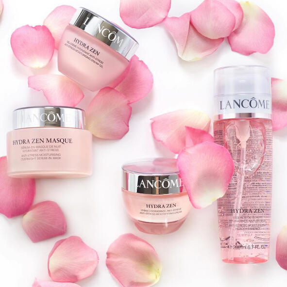 Free 4 Deluxe Samples with Orders over $49@ Lancome