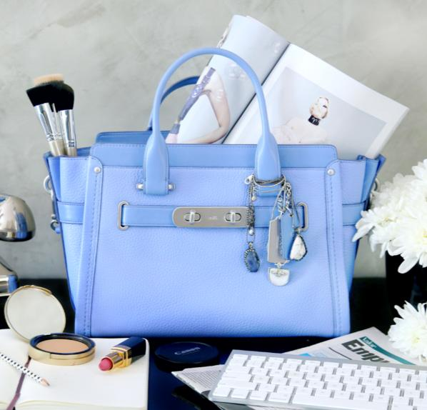 $75 Off $350 COACH Women's Handbags @ Saks Fifth Avenue